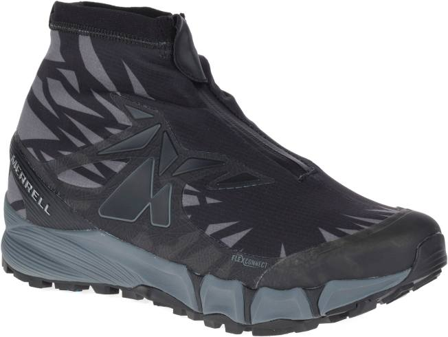 Merrell Ms Agility Glacier Flex Ice+_black